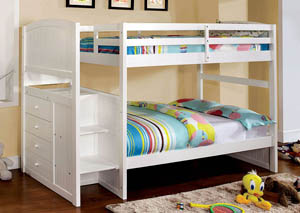 Appenzell Twin Bunk Bed