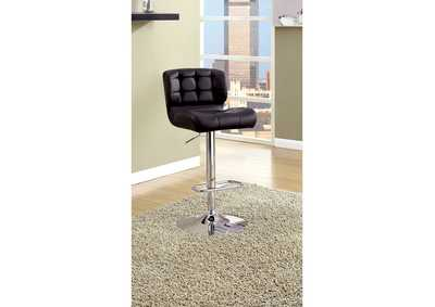 Image for Kori Black Bar Stool