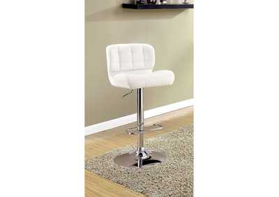 Kori White Bar Stool