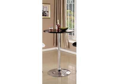 Image for Nessa Black Bar Table