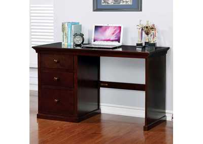 Image for Dede Dark Walnut 52' Desk