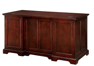 Desmont Cherry Office Desk