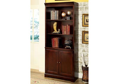 Desmont Cherry Book Shelf
