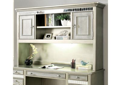Image for Aine Computer Desk Hutch