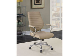 Altamont Mocha Office Chair