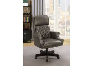 Bovill Gray Office Chair