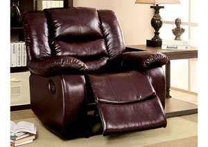 Campton Brown Recliner