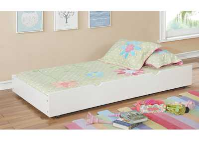 Grano White Trundle