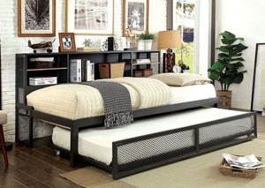 Debra Gray Daybed w/Trundle