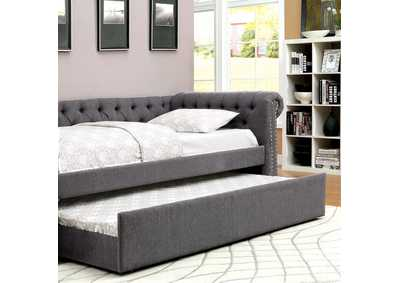 Leanna Gray Full Daybed w/Trundle
