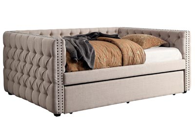 Suzanne Ivory Queen Daybed