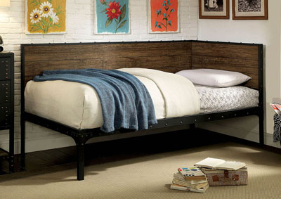 Elsie Black Daybed