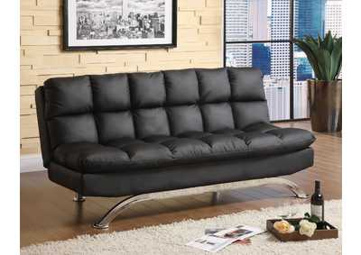 Aristo Black Futon