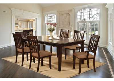 Image for Central Park l Extension Leaf Dining Table w/4 Side Chair & 2 Arm Chair