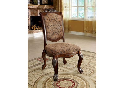 Image for Cromwell Antique Cherry Side Chair (Set of 2)