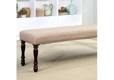 Image for Hurdsfield Antique Cherry Bench
