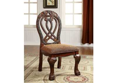 Wyndmere Cherry Side Chair (Set of 2)
