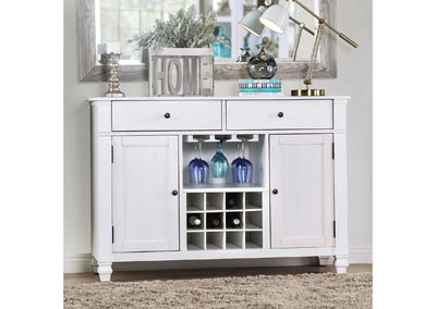 Kaliyah Antique White Server
