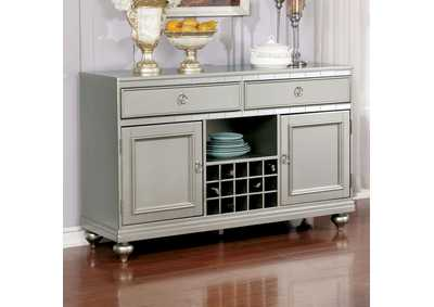 Sarina Silver Gray Server