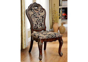 Vicente Cherry Side Chair (Set of 2)