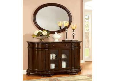Image for Bellagio Brown Cherry Mirror
