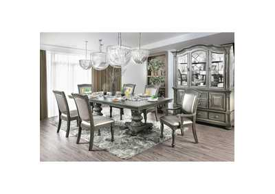 Alpena Gray Dining Table