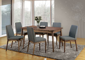 Eindride Natural Dining Table