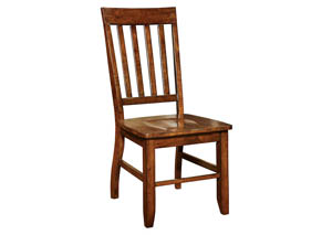 Foster l Dark Oak Side Chair (Set of 2)