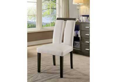 Image for Luminar I Gray Side Chair (Set of 2)