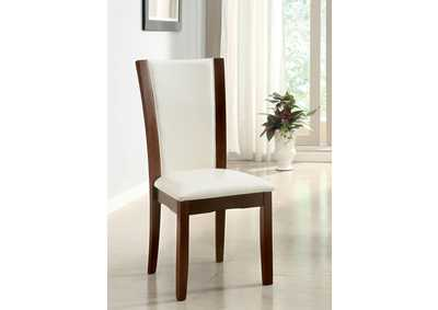 Manhattan l White Side Chair (Set of 2)