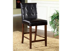 Rockford l Leatherette Parson Counter Height Chair (Set of 2)