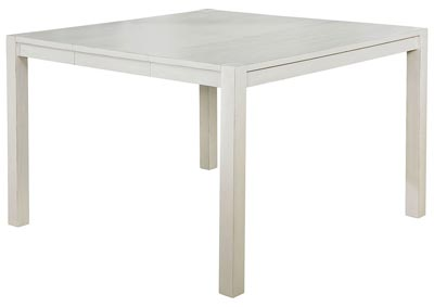 Glenfield Weathered White Counter Height Table