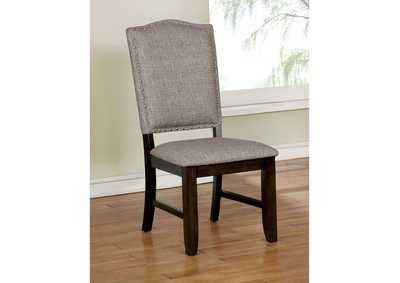 Teagan Side Chair (2/Ctn)