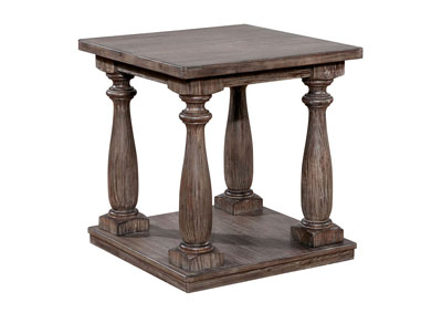 Tammie Gray End Table
