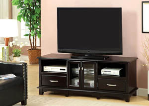 "Image for Bomont 63"" Espresso TV Console"