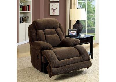 Image for Grenville Brown Reclining Chair