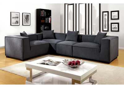 Langdon Gray Sectional