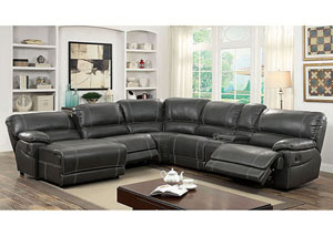 Image for Estrella Gray Sectional
