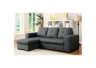Denton Gray Sectional