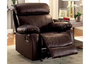Myrtle Brown Recliner