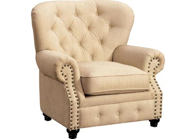 Stanford Ivory Single Chair