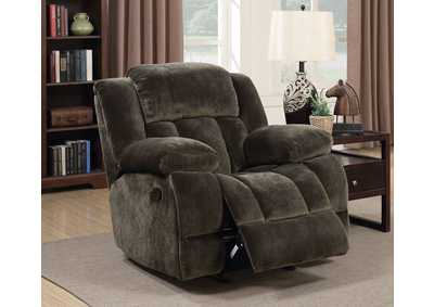 Sadhbh Brown Glider Recliner