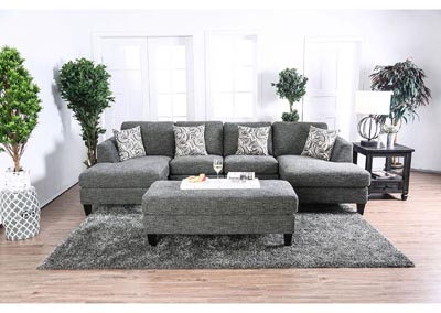 Image for Lowry Gray Sectional