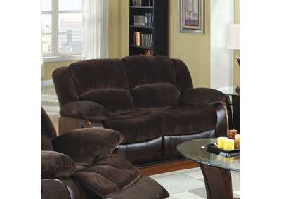 Image for Winchester Brown Champion Loveseat