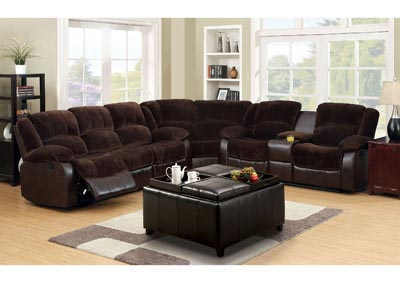 Image for Winchester Brown Champion Sectional