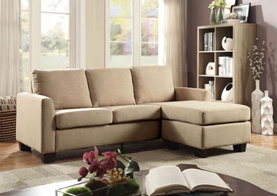 Erin Beige Sectional