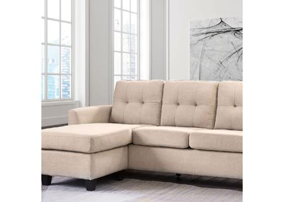 Macey Gray L-Shaped Sectional