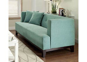 Sofia Blue Loveseat