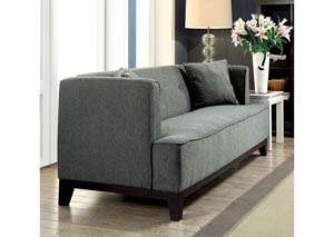 Sofia Gray Loveseat