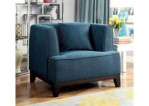 Sofia Dark Teal Chair